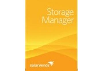SolarWinds Storage Manager powered by Profiler