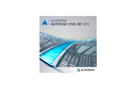 Autodesk AutoCAD Civil 3D 2015 Commercial New SLM