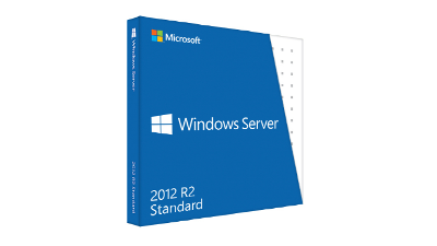 Windows Server Standard 2012 R2. Коробочные версии English non-EU/EFTA 10 Client