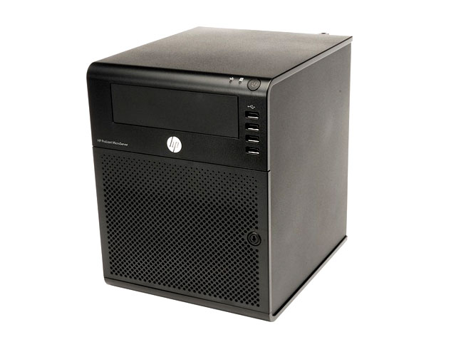 Сервер HP ProLiant MicroServer N36L