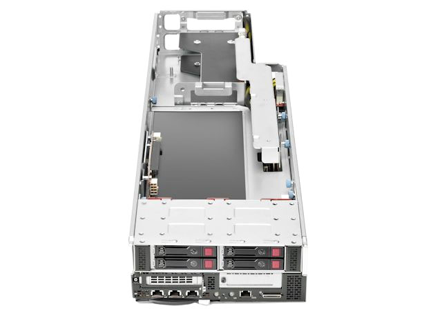 Сервер HP ProLiant SL250s Gen8