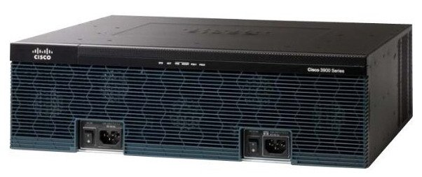 Маршрутизатор Cisco 3900 Series Integrated Services Router CISCO3925E/K9