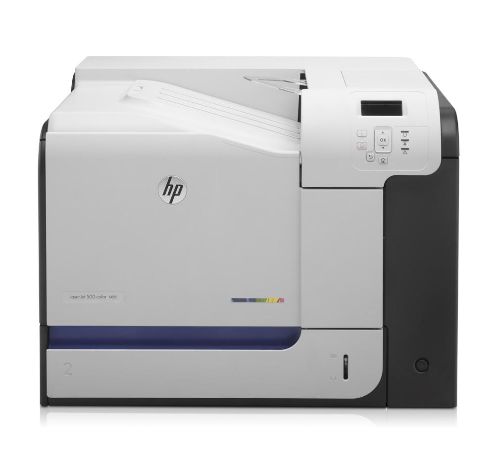 Принтер HP Color LaserJet Enterprise 500 M551n