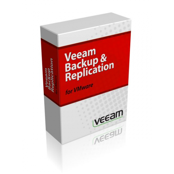 2 additional years of maintenance prepaid for Veeam Backup & Replication Standard for Hyper-V