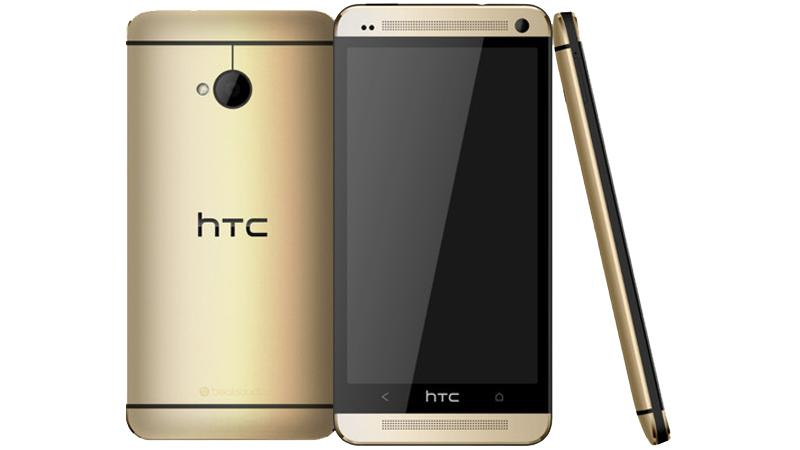 HTC One Gold (M7)