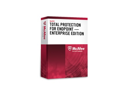 McAfee Total Protection for Endpoint Enterprise Edition Suite.P:1GL[P+] A 11-25 ProtectPLUS Perpetual Licence With 1Year Gold Software Support Standard Offering