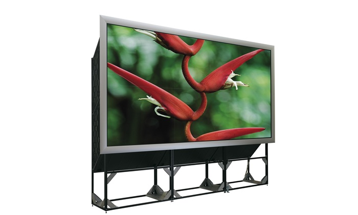 Barco NSL-5521 Display Solution