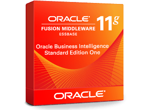 Oracle Business Intelligence Standard Edition
