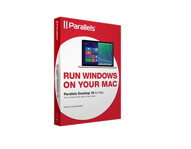 Parallels Desktop 10 for Mac Retail Lic CIS