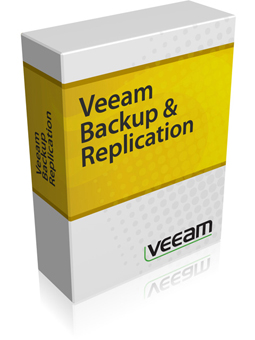 Veeam Backup & Replication Enterprise Plus for VMware Upgrade from Veeam Essentials Standard 2 socket bundle  - Education Sector